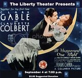 It Happened One Night - September 4 2009 at 7:00 pm